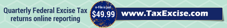 TaxExcise.com the best 720 FET Efile website