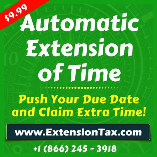 Federal Income Tax Extension Returns Online
