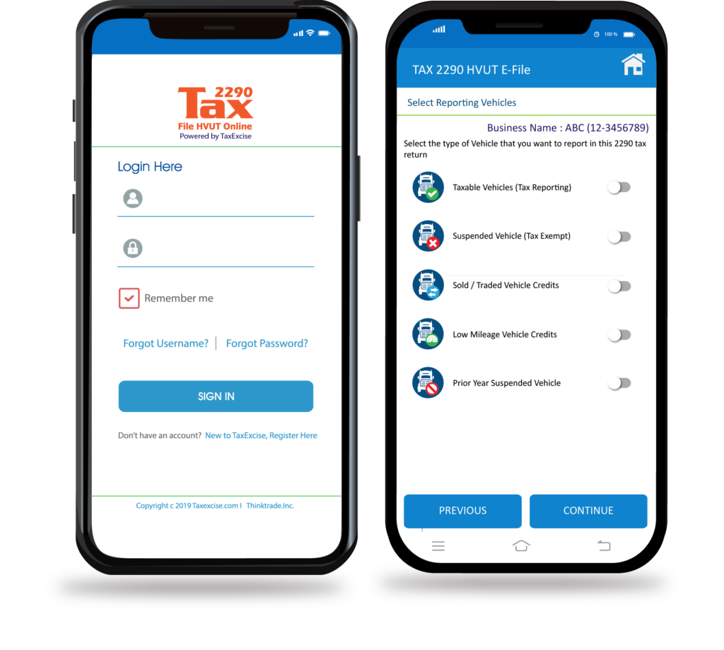 i-phone-android-tax2290-mobile-app